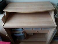Desk from Ikea