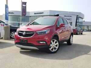 2017 Buick Encore Essence AWD | Sunroof | Nav | Heated Leather