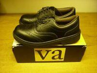 VA safety shoes size UK10