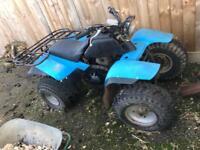 Yamaha yfm100 Farm quad