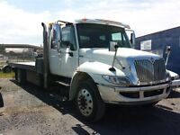 2008 International 4300SBA