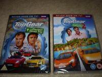 2 x DVD's Top Gear Perfect Road Trip 1&2