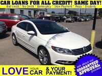 2013 Volkswagen CC Highline * NAV * POWER ROOF * LEATHER