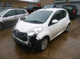 CITROEN C1 - AU13YHL - DIRECT FROM INS CO