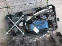 Heavy duty Breaker for concrete normal plug for house plug sockets !!