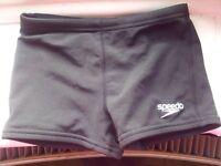 Speedos - boy's swimwear age 3-4