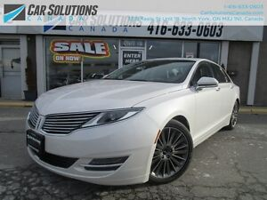 2013 Lincoln MKZ AWD-NAVIGATION-SUNROOF