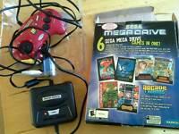 6 Sega Megadrive Sonic.