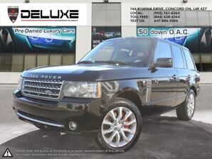 2010 Land Rover Range Rover Supercharged Supercharged AWD Nav...
