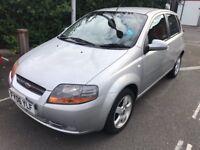 Automatic ** 2006 Chevrolet Kalos 1.4 SX Auto - Only 63,000 miles *New MOT** - Parking Sensors***
