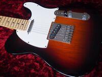 Fender American Telecaster Standard 2014 (With vintage Fender guitar case)