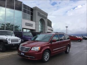 2014 Chrysler Town & Country Touring-Leather, Bluetooth, Clean C