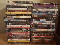 DVDs Various Job Lot of 45