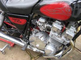 rare classic 1100cc gs suzuki