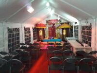MARQUEE / TENT HIRE ................... 07398786111 ............... Follow us on Instagram