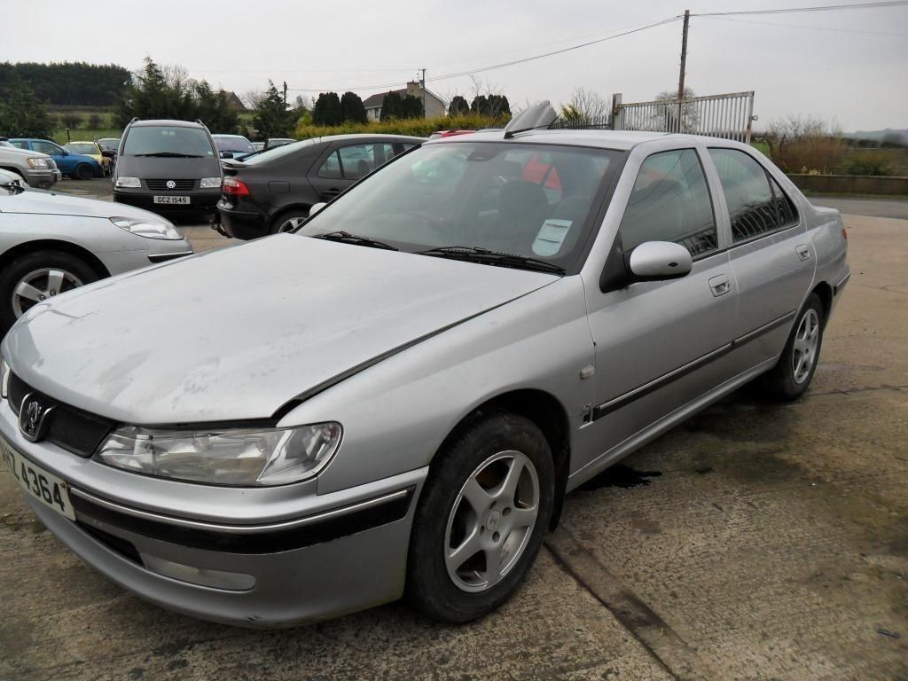 Peugeot 406 2 0 hdi parts breaking 2002 406 hdi silver in dromore county down gumtree - Peugeot 406 coupe 2 2 hdi ...