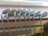 3-PW Callaway Graphite Irons