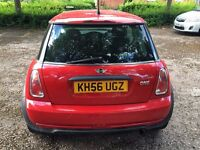Very Good Condition Mini Cooper Red