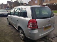 2009 Vauxhall Zafira 1.9 CDTi AUTOMATIC DIESEL