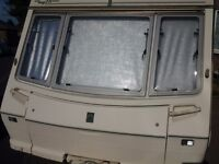 Abbey Vogue 416 caravan 4 berth
