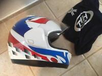 Bikers helmet