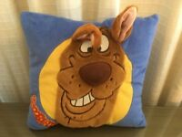 Vintage Scooby Doo 3D Pillow Cartoon Network