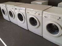Washing machines from £80 Fully guaranteed