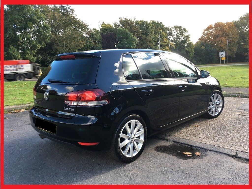 rare vw golf gt tdi 2010 auto dsg facelift in stoke on trent staffordshire gumtree. Black Bedroom Furniture Sets. Home Design Ideas