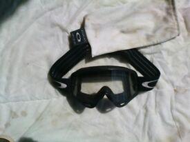 Motocross Oakley O Frame Goggles