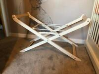 Mothercare Moses basket stand brand new unused