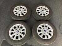 "16"" ford transit custom van alloy wheels"