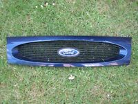 Ford fiesta mk4 front grill and badge