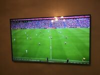 "LG 55"" LCD smart tv"