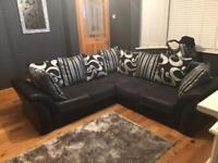 Large corner sofa SOLD