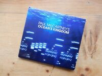 "Paul McCartney CD ""Ocean's Kingdom"""
