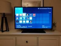 "Samsung 39"" smart tv"