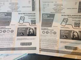2 x PartyNextDoor Tickets (Standard Entry)