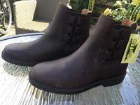 Tuffa new boots