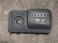Audi TT Mk1 Engine Cover 225 bhp 98-06 VGC Vw skoda Seat