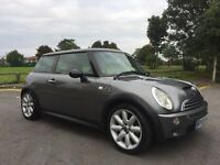 "2003 MINI COOPER S FEBRUARY MOT FULL LEATHER 17"" ALLOYS"