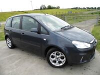 FORD C-MAX 1.6 STYLE 5d 100 BHP 6 Month RAC Parts & Labour Warranty