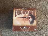 Doomtown game & all of the expansions