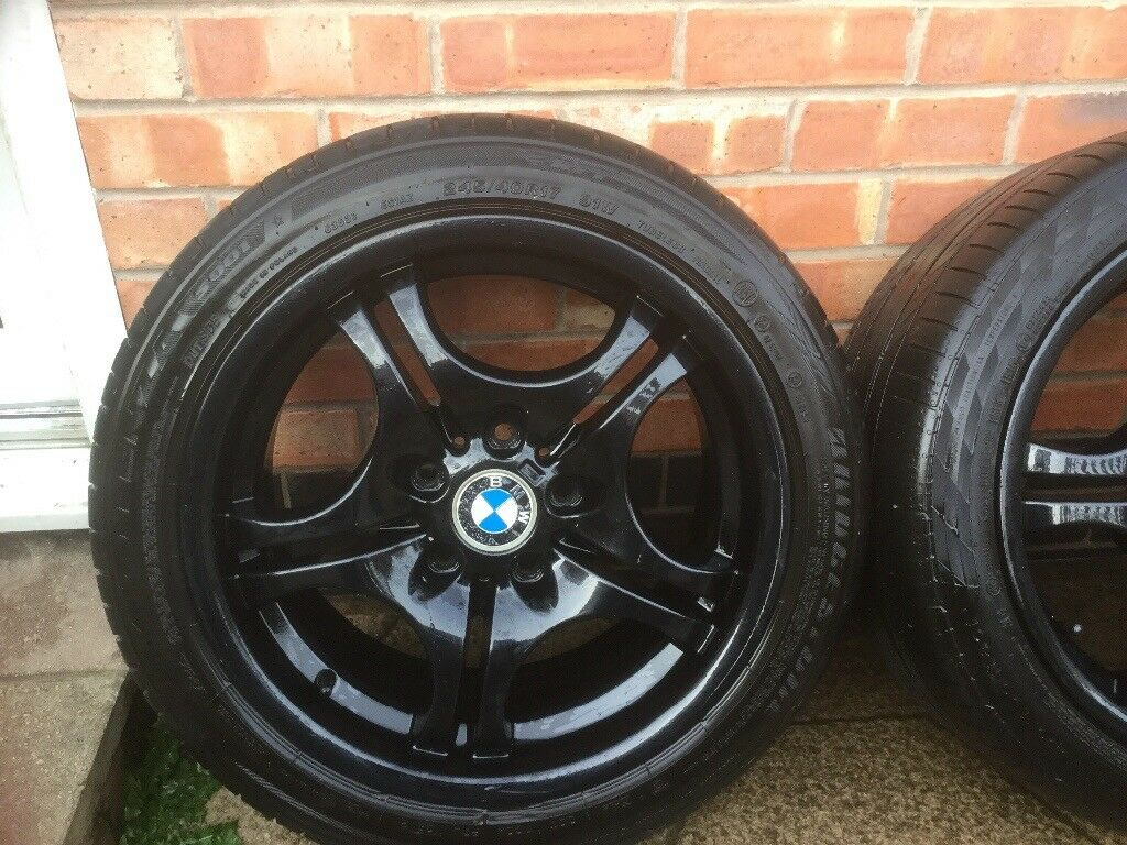 Bmw E46 Style 68 Alloys In Markfield Leicestershire Gumtree