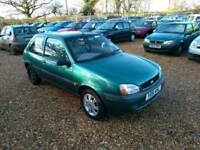 2001 Ford Fiesta Flight 1.3 4 Months MOT Cheap Car