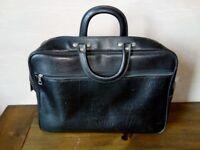 Vintage attaché bag