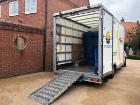 Cheap Reliable Sheffield House & Office Removals, Clearance service, Fully Insured, Man and van