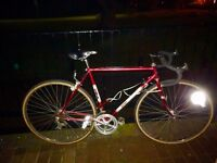 Vintage Race Bike