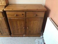 Small Sideboard/Cupboard in Pine