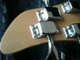Yamaha electric bass guitar