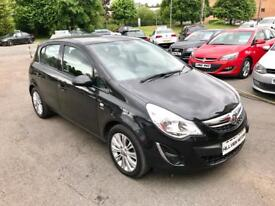 VAUXHALL CORSA 1.3 CDTI DIESEL, 2012, LOW MILES **FINANCE THIS FROM £30 A WEEK**